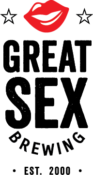 G4 Kegs client Great Sex Brewing Logo