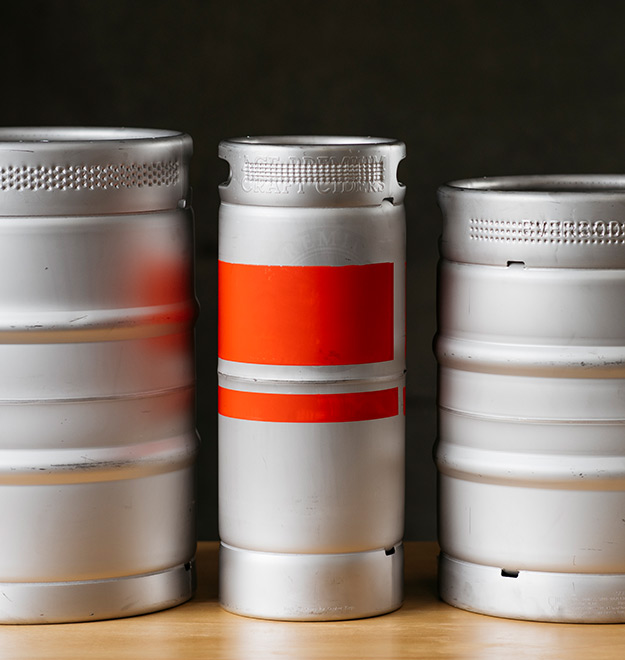 Factory 2nd Kegs for Sale
