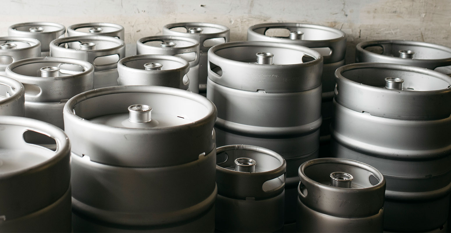 Stainless Steel Kegs for Sale